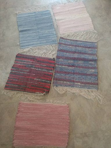 Rugs we have made
