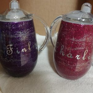 Sippy Cup with Custom Your Custom Design