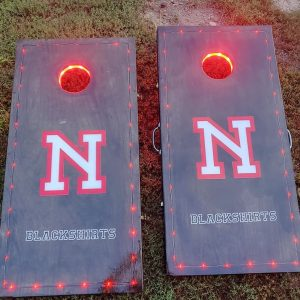 Corn Hole Boards with Bean Bags